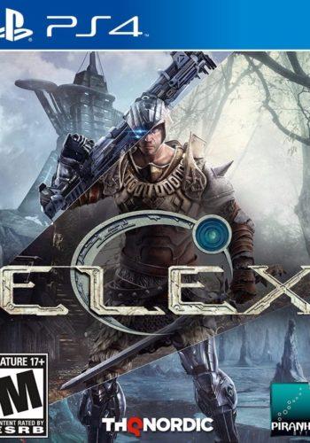 :Elex PS4 Portada