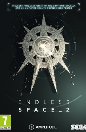 Endless Space 2 PC Portada