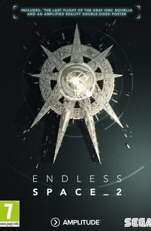 Endless Space 2 PC Portada