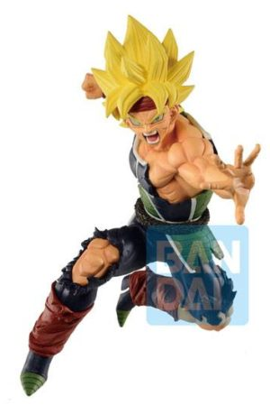 Estatua Bardock Super Saiyan Rising Fighters 18 cm
