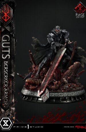 Estatua Berserk Guts Berserker Armor Rage