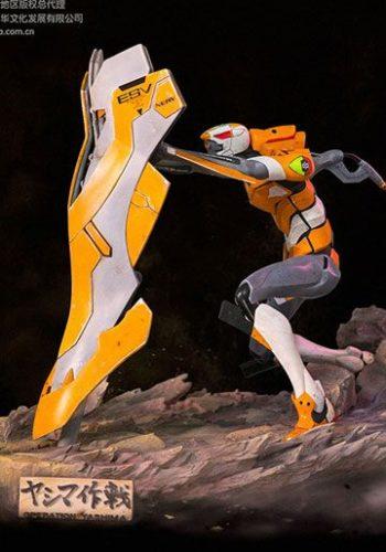 Estatua Neon Genesis Evangelion EVA Unit-00 Prototype