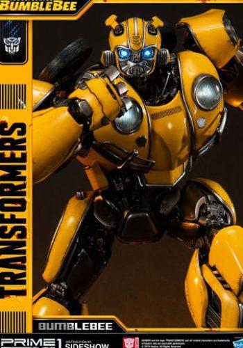 Estatua Transformers Bumblebee 67 cm
