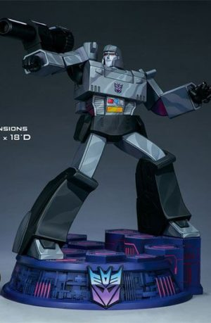 Estatua Transformers G1 Megatron