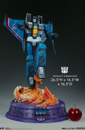 Estatua Transformers Museum Scale Thundercracker G1 67 cm