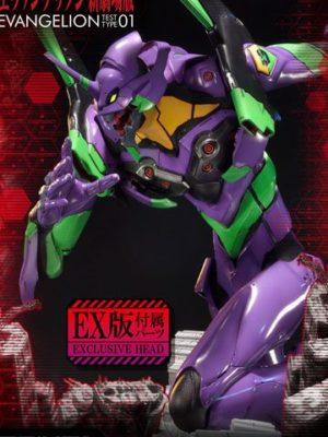 Estatuas Neon Genesis Evangelion Exclusive Type-01 EVA Test