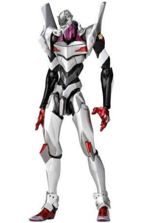 Evangelion Evolution Figura Revoltech EV-006 Evangelion Unit 4 01