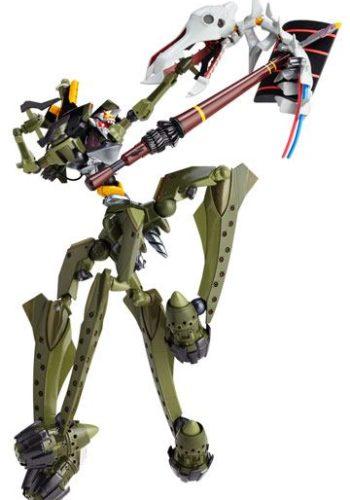 Evangelion Evolution Figura Revoltech EV-008 Evangelion Unit 5 01