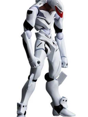 Evangelion Evolution Figura Revoltech EV-009 Eva Mass Production Model Comic 01