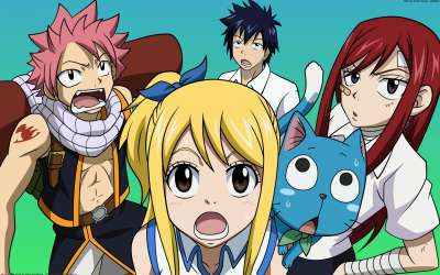 Fairy Tail Wallpaper 041