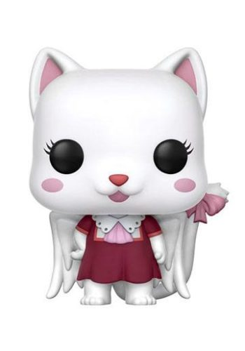 Fairy Tail POP! Animation Vinyl Figura Carla 9 cm 01
