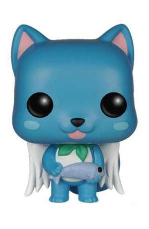 Fairy Tail POP! Animation Vinyl Figura Happy 9 cm 01
