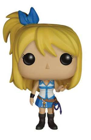Fairy Tail POP! Animation Vinyl Figura Lucy 9 cm 01