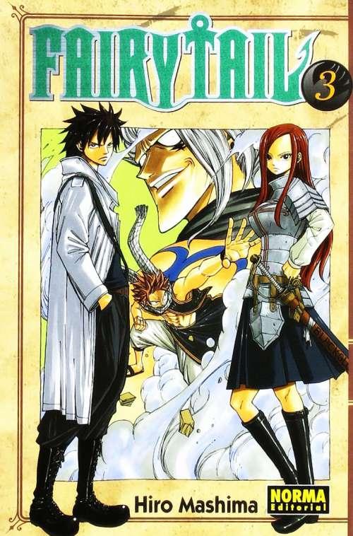 Manga Fairy Tail 03