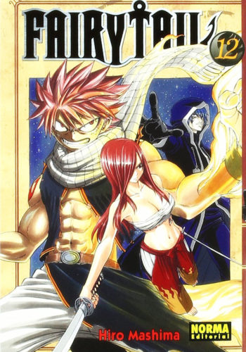 Manga Fairy Tail 12