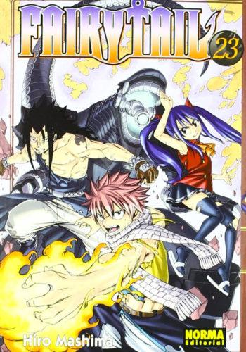 Manga Fairy Tail 23