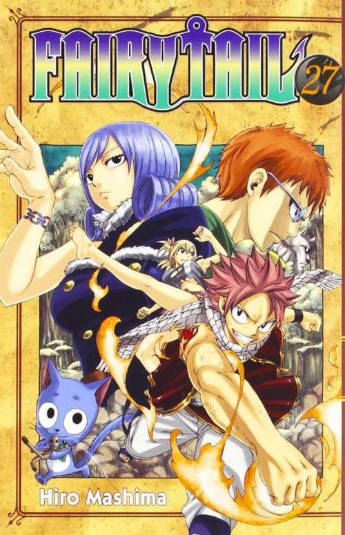 Manga Fairy Tail 27