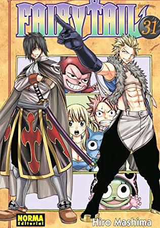 Manga Fairy Tail 31
