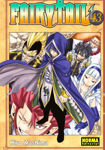 Manga Fairy Tail 43