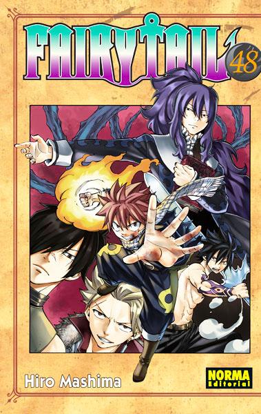 Manga Fairy Tail 48
