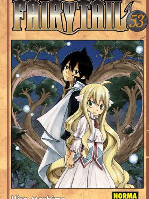 Fairy Tail manga tomo 53