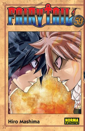 Fairy Tail manga tomo 59