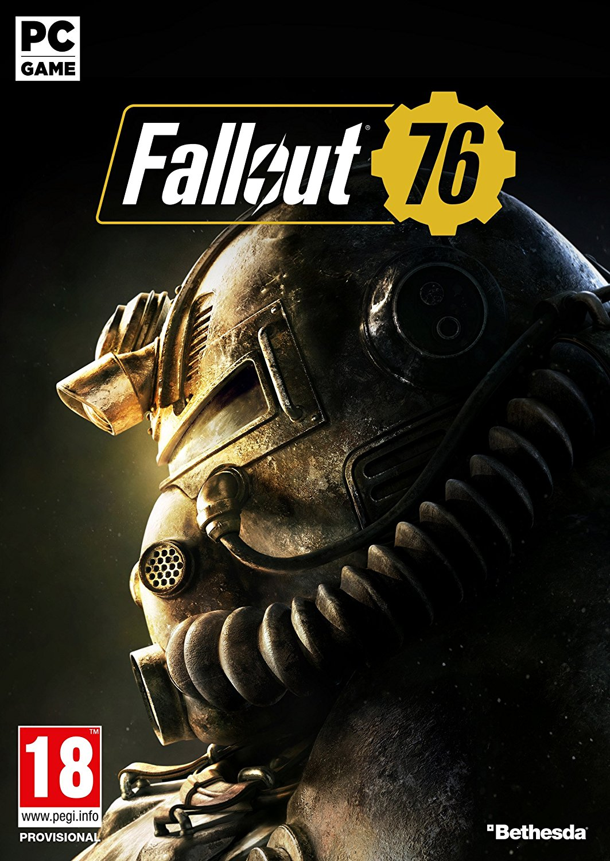 Fallout 76 PC Portada