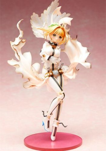 Fate Extra CCC Figura Saber Bride 24 cm portada