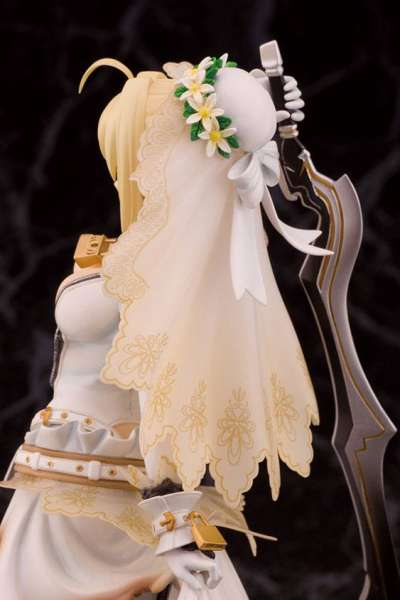 Fate Extra CCC Figura Saber Bride Alphamax 09