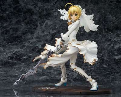 Fate Extra CCC Figura Saber Bride Good Smile 02