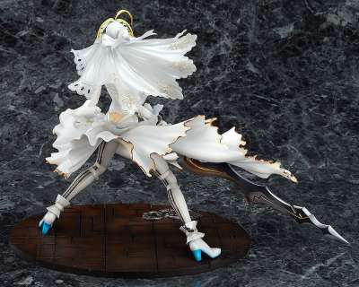 Fate Extra CCC Figura Saber Bride Good Smile 03