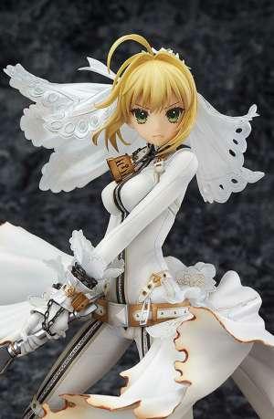Fate Extra CCC Figura Saber Bride Good Smile 06