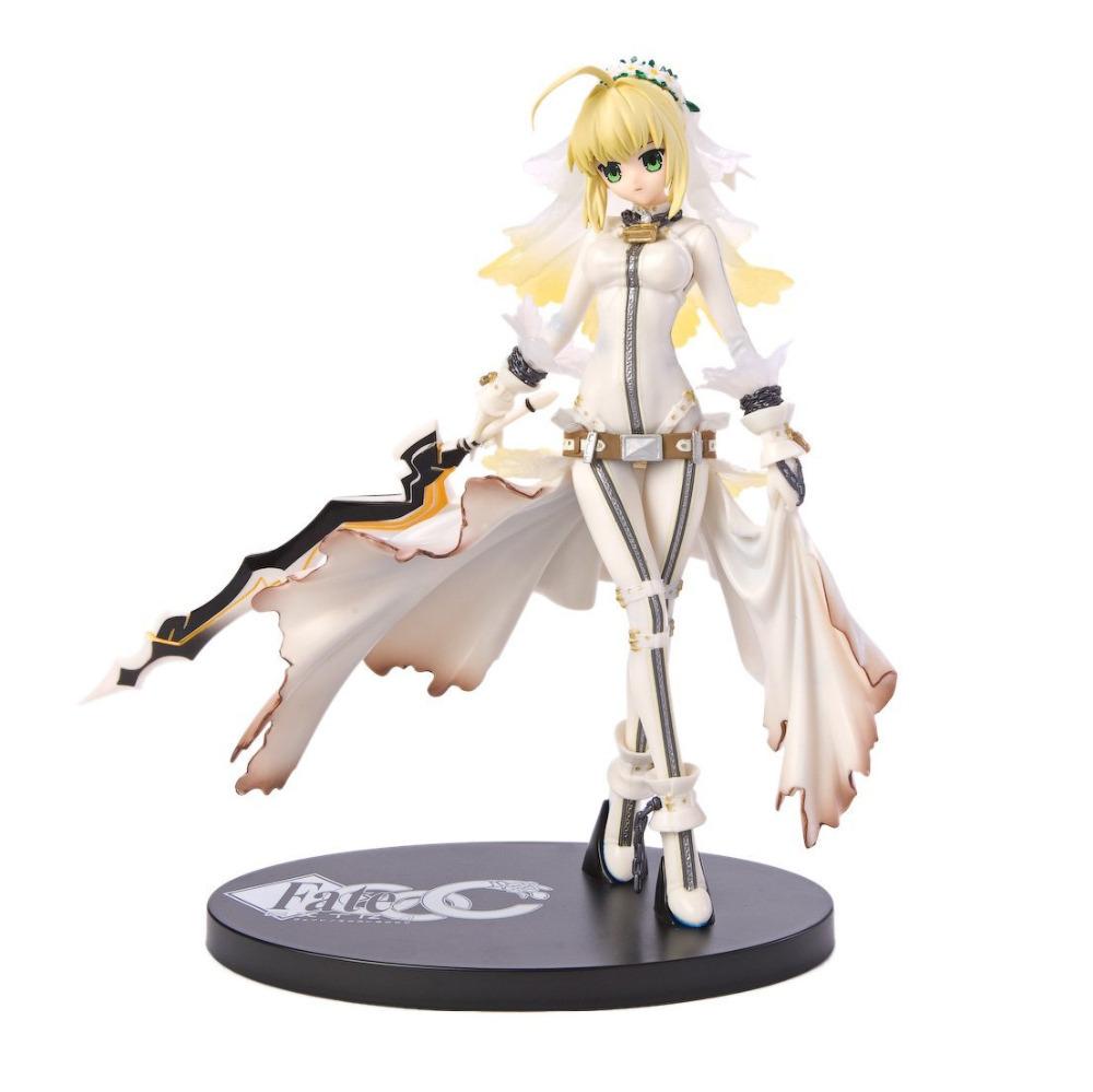Fate Extra CCC Saber Bride Sega 02