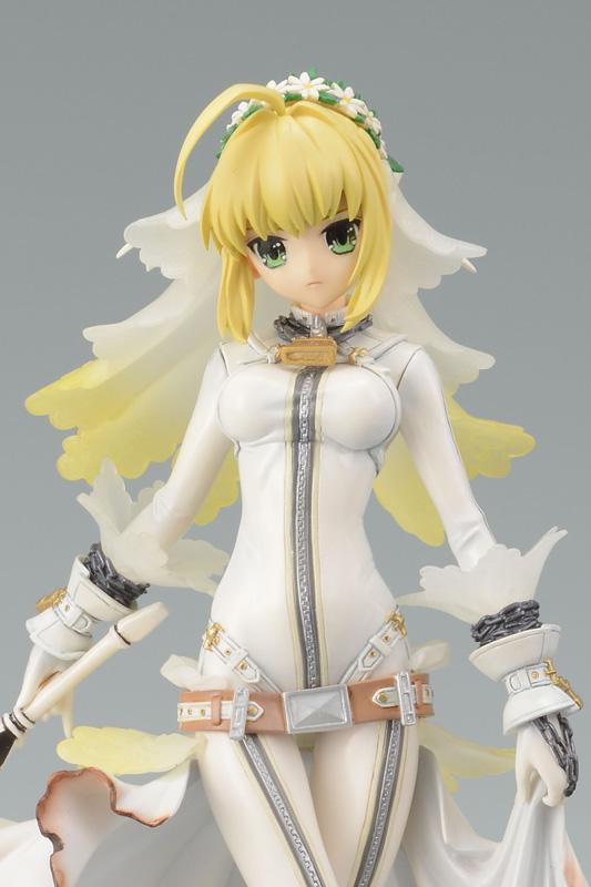 Fate Extra CCC Saber Bride Sega 03