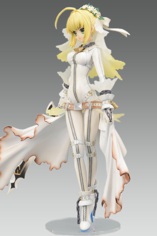 Fate Extra CCC Saber Bride Sega 05