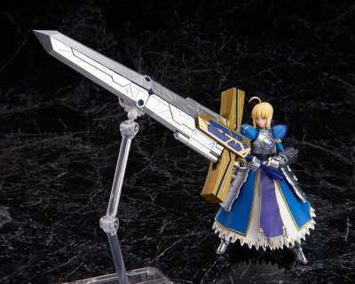 Fate Grand Order Figura Armor Girls Project Saber Arturia Pendragon Variable Excalibur 03