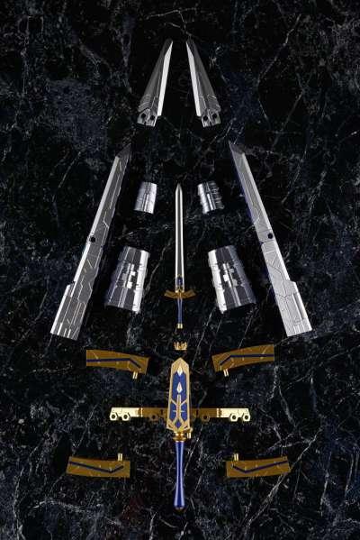Fate Grand Order Figura Armor Girls Project Saber Arturia Pendragon Variable Excalibur 08