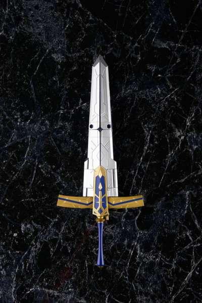 Fate Grand Order Figura Armor Girls Project Saber Arturia Pendragon Variable Excalibur 10