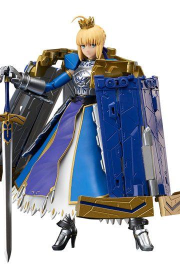 Fate Grand Order Figura Armor Girls Project Saber Arturia Pendragon Variable Excalibur portada