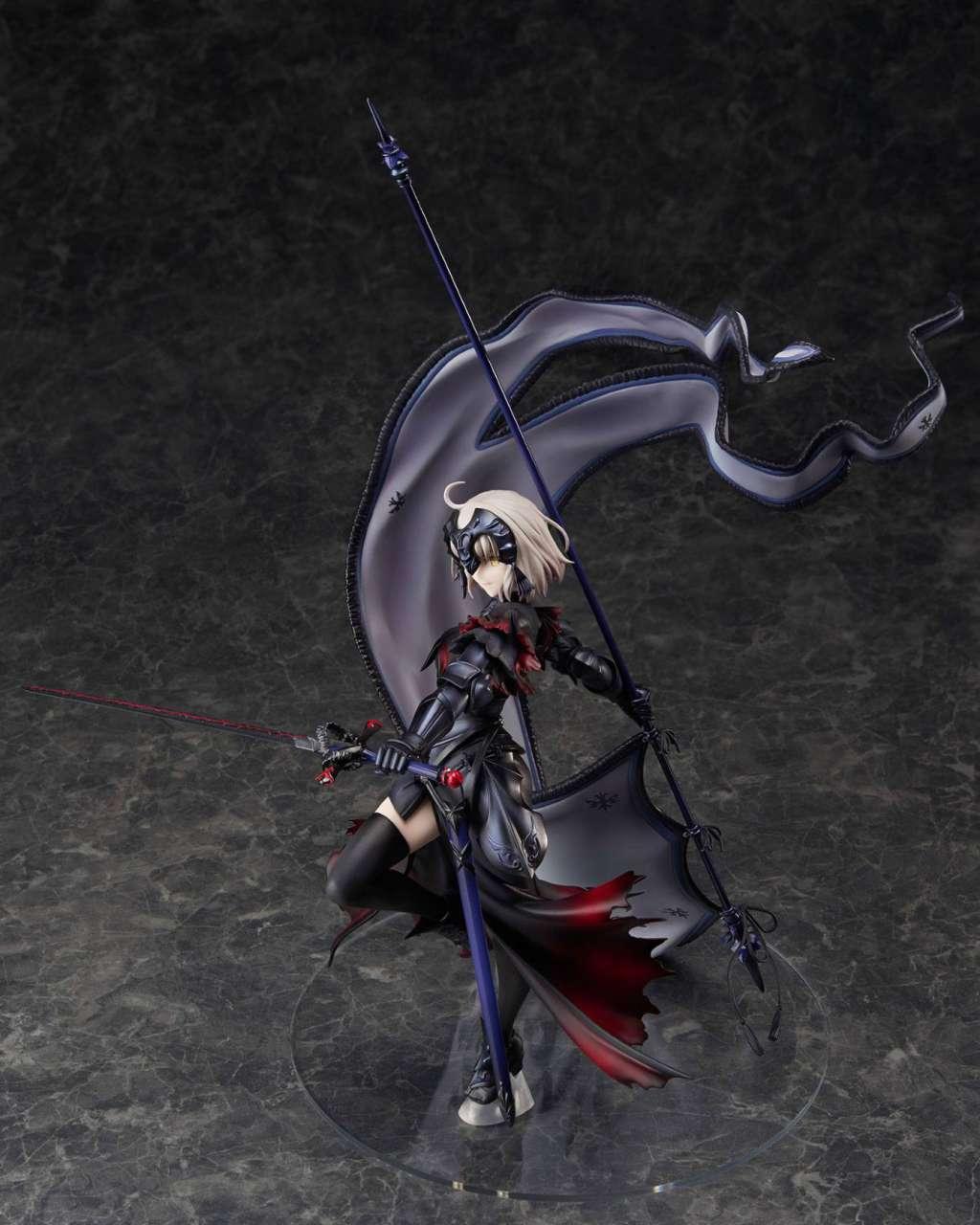 Fate Grand Order Figura Avenger Jeanne d'Arc Alter 03