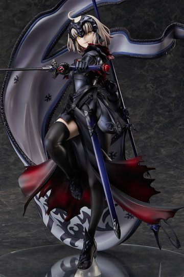 Fate Grand Order Figura Avenger Jeanne d'Arc Alter portada