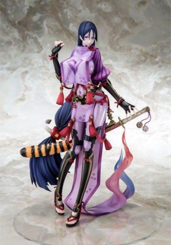 Fate Grand Order Figura Berserker Minamoto-no-Raikou 01