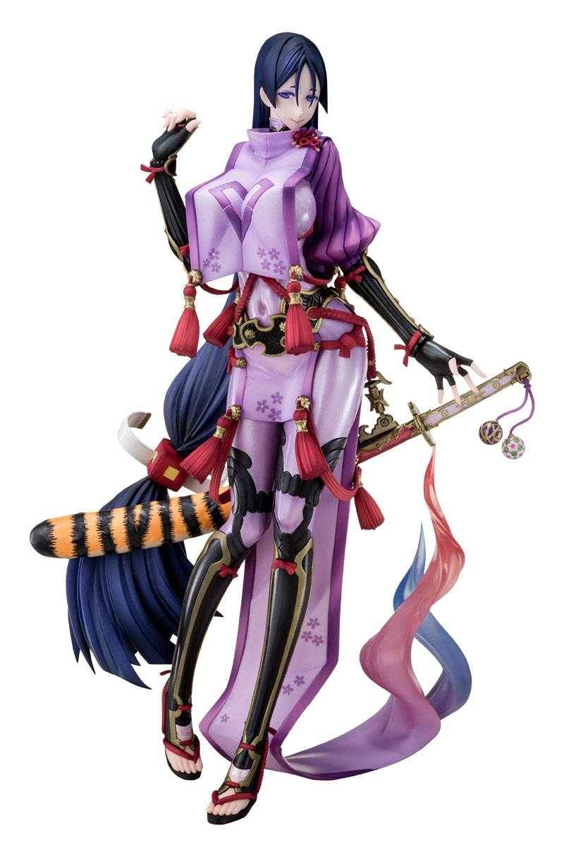 Fate Grand Order Figura Berserker Minamoto-no-Raikou 02
