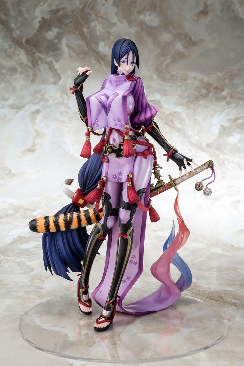Fate Grand Order Figura Berserker Minamoto-no-Raikou 04