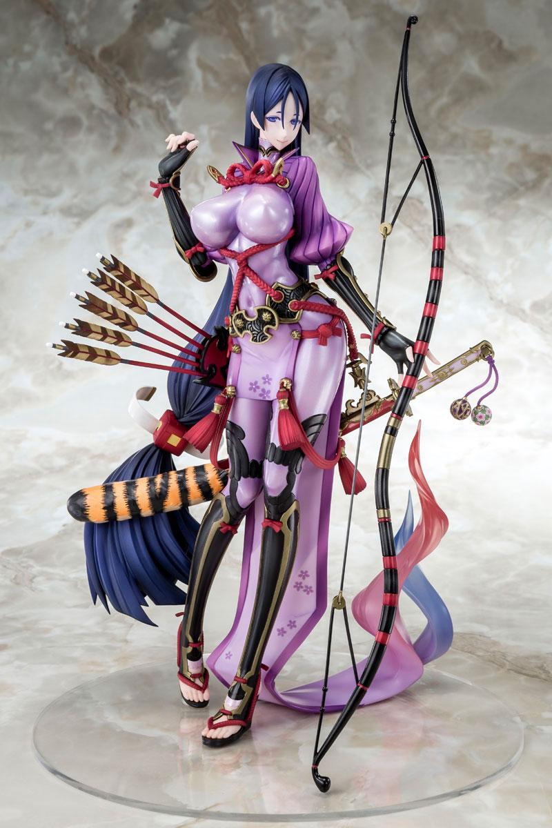 Fate Grand Order Figura Berserker Minamoto-no-Raikou 09