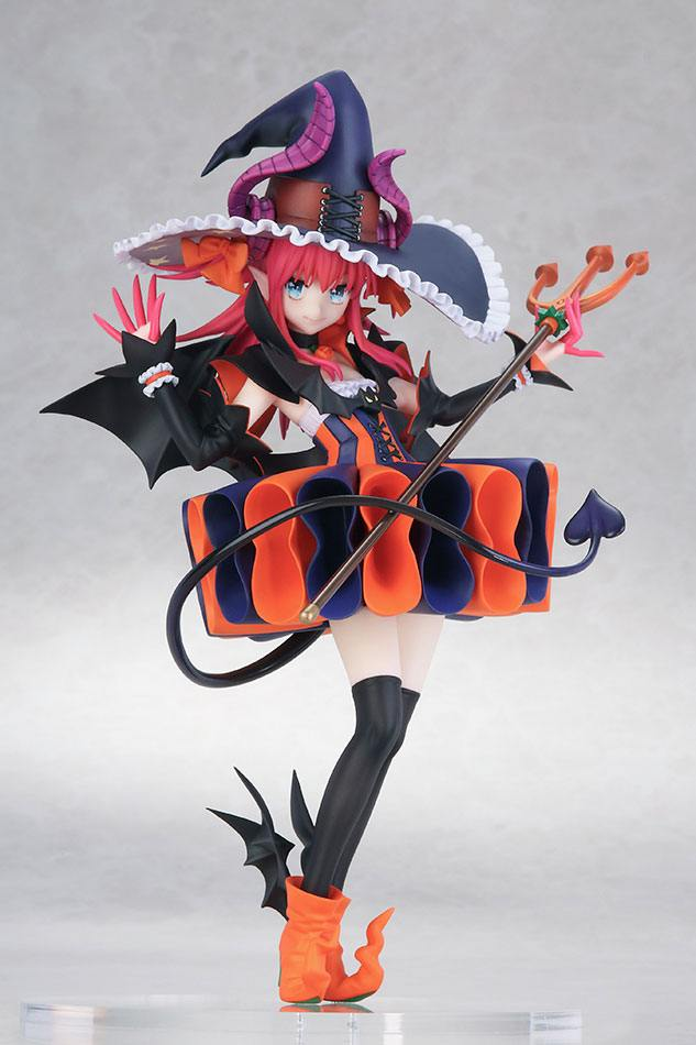 Fate Grand Order Figura Caster Elizabeth Bathory Halloween 01