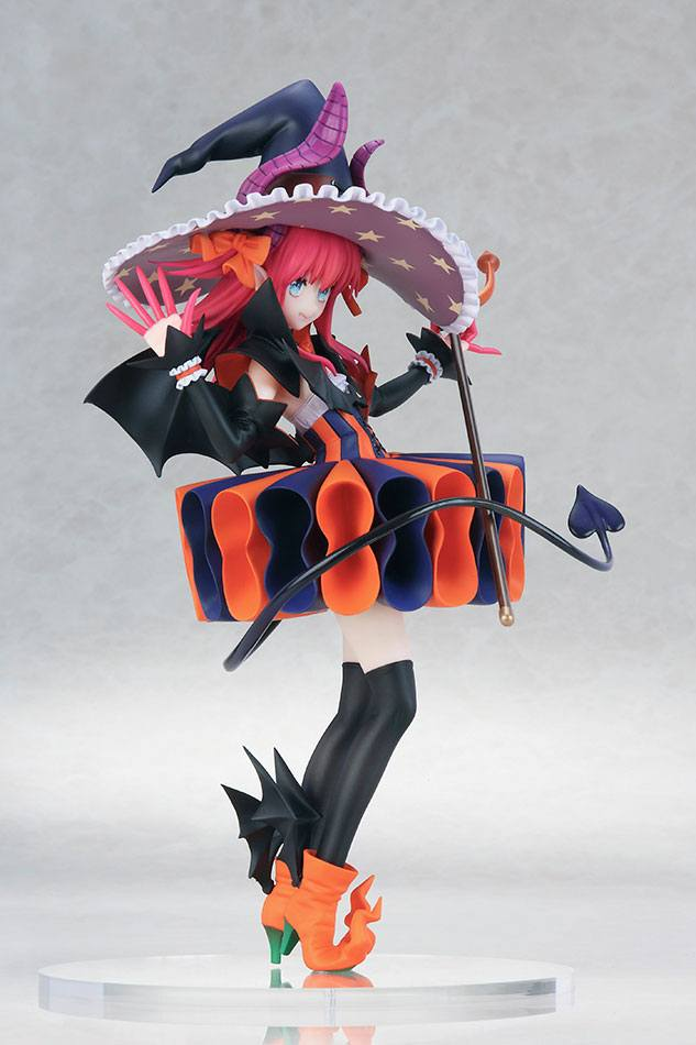 Fate Grand Order Figura Caster Elizabeth Bathory Halloween 06