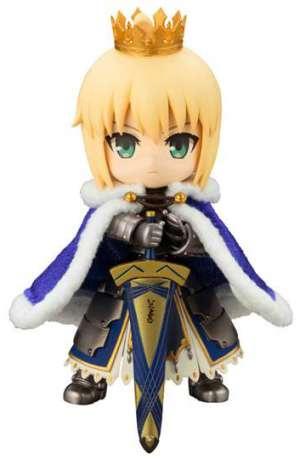 Fate Grand Order Figura Cu-Poche Saber Altria Pendragon 01