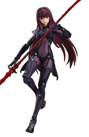 Fate Grand Order Figura Figma Lancer Scathach 15 cm 01