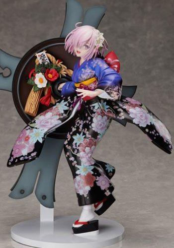 Fate Grand Order Figura Grand New Year Mash Kyrielight 01